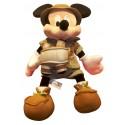12 inch Safari Mickey Mouse Plush ~ Disney Animal Kingdom