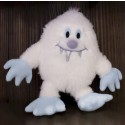 Disney Animal Kingdom Expedition Everest Baby Yeti Bean Bag Plush