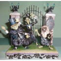 Disney Traditions ~ The Hitchhiking Ghosts Figurine by Artist Jim Shore