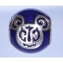 "Disney Pandora ""Magical Day Mickey"" Sterling Silver Charm - Disney World Parks Exclusive"