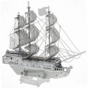 Pirates of the Caribbean The Black Pearl 3D Metal Model Kit - Disney Exclusive