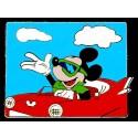 Walt Disney World - Cast Lanyard Series 1 - Mickey Cruisin Pin