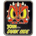 Disney Star Wars Join the Duck Side Pin