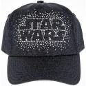 Disney's Star Wars Crystal Logo Adult Adjustable Baseball Hat
