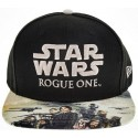 Rogue One Rebel Adult Adjustable Baseball Hat - Disney's Star Wars