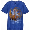 Rogue One Enforcer Droid K-2SO Adult T-Shirt (Tshirt, T shirt or Tee) - Disney's Star Wars