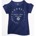 Death Star Phases Ladies Top (T-Shirt, Tshirt, T shirt or Tee) - Disney's Star Wars