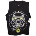 Disney Star Wars Stormtrooper Mesh Sleeveless Youth Shirt / Tank (T-Shirt, Tshirt, T shirt or Tee)