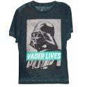 Darth Vader Lives Youth T-Shirt (Tshirt, T shirt or Tee) - Disney's Star Wars