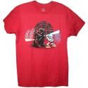 Darth Vader Dueling Luke Skywalker Adult T-Shirt (Tshirt, T shirt or Tee) - Disney's Star Wars