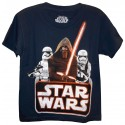Badge Bunch Youth T-Shirt (Tshirt, T shirt or Tee) from Disney Star Wars: The Force Awakens