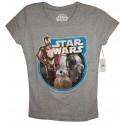 Droids Junior T-Shirt (Tshirt, T shirt or Tee) from Disney Star Wars: The Force Awakens