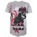 Kylo Ren Adult T-Shirt (Tshirt, T shirt or Tee) - Disney Star Wars Episode VIII: The Last Jedi