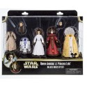 Disney Star Wars Queen Amidala and Princess Leia Deluxe Fashion Play Set