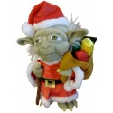 Santa Yoda a Disney Star Wars Christmas Plush 9 inch (23cm) ~ Limited Release
