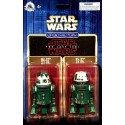 Star Wars The Last Jedi Twin Pack  R4-X2 & Y5-X2 Astromech Droids - Disney World DROID FACTORY Action Figures 3¾ Inch - Limited Release