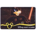 Star Wars Gift Card with Goofy as Darth Vader ~ Disney Star Wars Weekends 2013