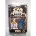 Disney Star Wars Pluto as R2-D2 & Minnie Mouse as Princess Leia Action Figure Individually Numbered Limited Edition 1977 ~ Official Star Wars Weekends 2015 Event