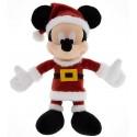Disney Santa Mickey Mouse 7 inch Plush