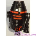 R0 Black Astromech Droid  2016 Series 2 from Disney Star Wars Build-A-Droid Factory ~ Pick-A-Hat