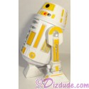 R6 White & Yellow Astromech Droid 2016 Series 2 from Disney Star Wars Build-A-Droid Factory ~ Pick-A-Hat