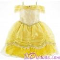 Disney Theme Park Princess Belle Dress