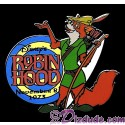 Countdown to the Millennium Series Pin #55 (Robin Hood)