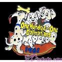 Countdown to the Millennium Series Pin #62 (101 Dalmatians)