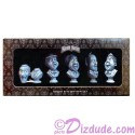 Disney Haunted Mansion Singing Ghosts Busts 5 piece Ornament Set