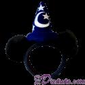Disney Sorcerers Headband With Mickey Ears