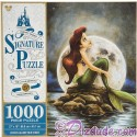 The Little Mermaid 25th Anniversary 1000 Piece Disney Signature Puzzle