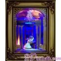 Olszewski Studios Gallery Of Light Box - Disney ~ Beauty And The Beast in One Wonderous Waltz