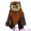 Disney Star Wars Wicket Ewok Plush Backpack