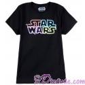 Star Wars Lightsaber Adult T-Shirt (Tshirt, T shirt or Tee) - Disney's Star Wars