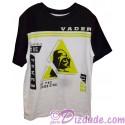Disney Star Wars Darth Vader Mesh Youth Shirt (T-Shirt, Tshirt, T shirt or Tee)
