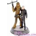 Han Solo & Chewbacca Light Up Medium Big Fig - Disney Star Wars Exclusive