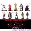 Star Wars VIII: The Last Jedi 10 Figurine Deluxe Playset Multi-Pack ~ Disney Star Wars