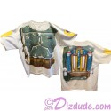 Disney Star Wars: Boba Fett Armour T-Shirt (Tshirt, T shirt or Tee) Printed Front & Back
