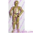 Gold CZ  Protocol Droid from Disney Star Wars Build-A-Droid Factory
