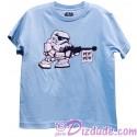 Disney Star Wars Stormtrooper Pew Pew Youth T-Shirt (Tshirt, T shirt or Tee)