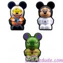 Disney Star Wars Vinylmation 3D Pins Characters Set I