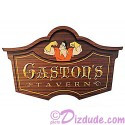 Gaston's Tavern Sign from Fantasyland in Disneys Magic Kingdom