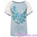 Avatar Crocheted Sleeve Youth T-shirt (Tee, Tshirt or T shirt) - Disney Pandora – The World of Avatar