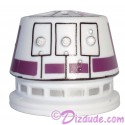 R5 White & Purple Astromech Droid Dome ~ 2016 Series 2 from Disney Star Wars Build-A-Droid Factory