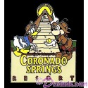 Walt Disney World - Coronado Springs Resort Pin Pre 2000