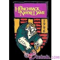 Countdown to the Millennium Series Pin #20 (Hunchback of Notre Dame - Quasimodo)