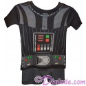 Disney Star Wars Darth Vader Armour Junior 2 Piece Pajama Set