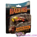 Star Tours Disney Racers Darth Maul Die cast metal body race car 1/64 scale - Disney Star Wars Weekends 2014
