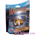 Nemo Disney Racer Die-Cast Metal Body Race Car 1/64 Scale