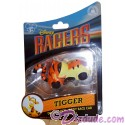 Tigger Disney Racer Die-Cast Metal Body Race Car 1/64 Scale